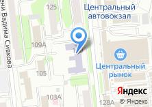 Компания «Ижевская автомобильная школа» на карте