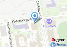 Компания «Нефтяник Удмуртии» на карте