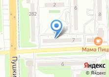 Компания «АвтоЛогист» на карте