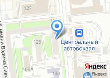 Компания «Крепеж-Сервис» на карте