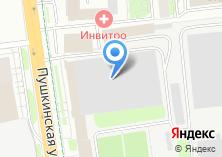 Компания «ИжПромресурс» на карте