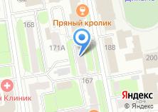 Компания «Кадус» на карте