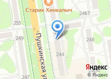 Компания «Драгоценности Урала» на карте