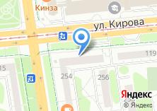 Компания «Бизнес-Эксперт» на карте