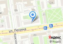 Компания «Адвокат Любимова» на карте