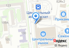 Компания «ИжМак» на карте