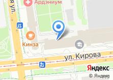 Компания «Гуру-Софт» на карте