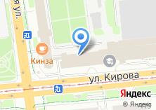 Компания «КОМСТАР-Регионы Ижевский центр услуг связи» на карте