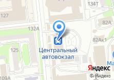 Компания «Лето Банк» на карте