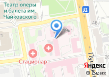 Компания «Городская клиническая больница №2» на карте