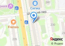 Компания «Леди Люкс» на карте