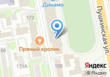 Компания «Dynamic Dance» на карте