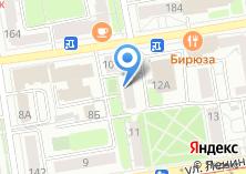 Компания «Гарант-Телесети» на карте