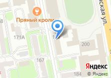 Компания «Центр материально-технического и хозяйственного обеспечения» на карте