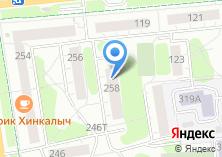 Компания «Printingworld» на карте