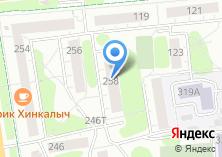 Компания «Винлайн» на карте