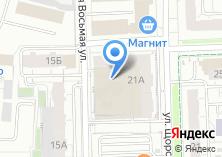 Компания «УралГипс» на карте