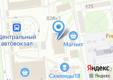 Компания «YourLine» на карте