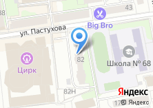 Компания «Компьютер Сервис» на карте