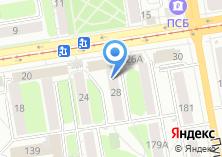 Компания «Адвокатский кабинет Пашкина А.О.» на карте
