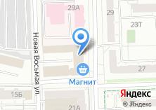 Компания «Купол-Кровля» на карте