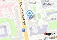 Компания «Пушкинская 202» на карте