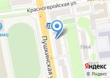 Компания «Играмолоко» на карте