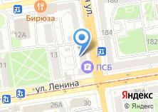 Компания «Вельвет» на карте