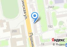 Компания «ЕГЭ-Студия» на карте