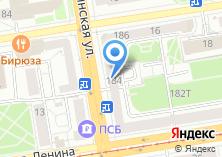 Компания «Инкомтур» на карте