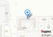 Компания «Бур» на карте