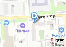 Компания «АйЛайк Продакшн» на карте