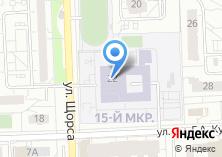 Компания «Гимназия №83» на карте