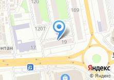 Компания «Ответ» на карте