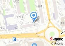 Компания «Финансовая защита бизнеса» на карте