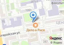 Компания «Детки.ру» на карте