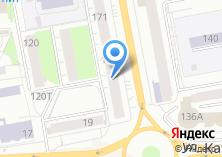 Компания «Парикмахер-Сервис» на карте