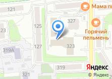 Компания «Главное Управление МЧС России по Удмуртской Республике» на карте