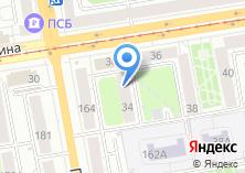 Компания «Интер-СтройГрупп» на карте