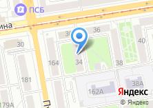 Компания «ВидеоТочка» на карте