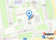 Компания «Строительное управление №2» на карте