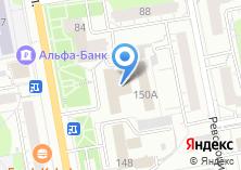 Компания «Управление социальной защиты населения в Первомайском районе г. Ижевска» на карте