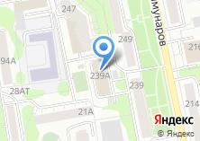 Компания «Лавр» на карте
