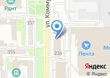 Компания «Снс ТоргСервис» на карте