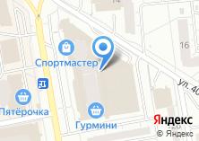 Компания «Калатея» на карте