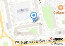 Компания «Многопрофильное отделение по оказанию платных медицинских услуг» на карте