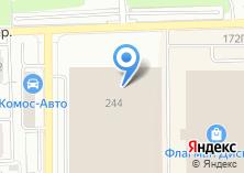 Компания «Nota» на карте