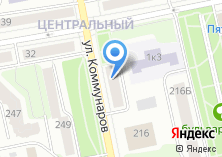 Компания «СкайЛайн» на карте