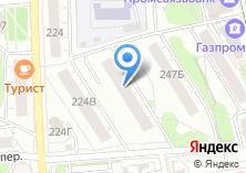 Компания «Ю-Макс-Строй» на карте