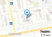 Компания «Иномарка18.рф» на карте